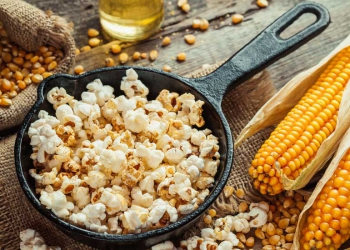 Why you're always left with a few popcorn kernels that haven't popped