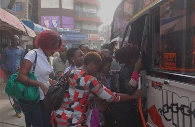 10 Annoying matatu passenger habits