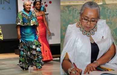 12 times First Lady Margaret Kenyatta proved she got style