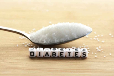 6 common skin problems linked to diabetes