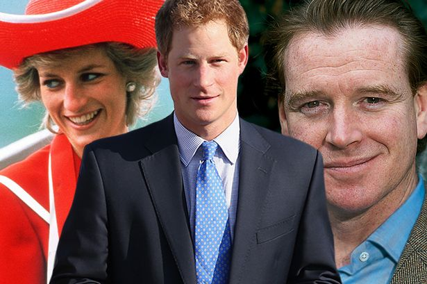 The Best Prince Harry Father Hewitt