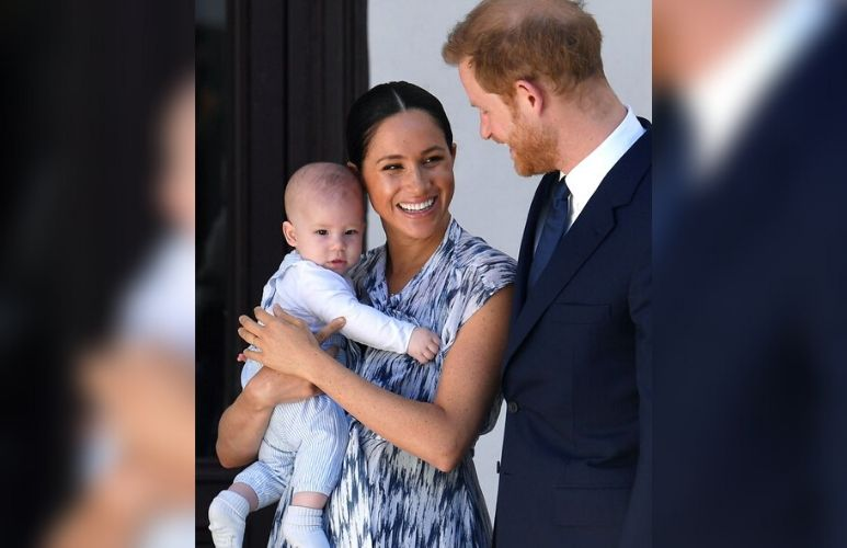 meghan and harry to launch non profit with name that 039 s nod to son archie eve woman meghan and harry to launch non profit
