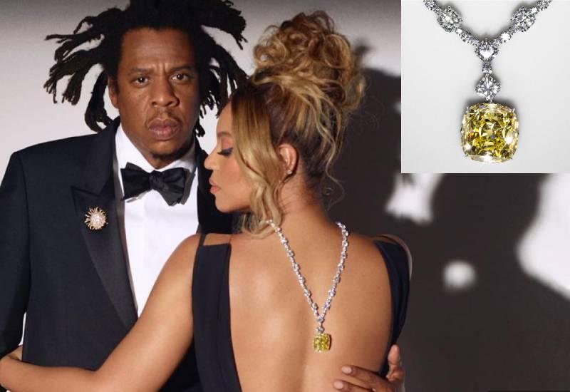Beyoncé fourth woman in history to wear priceless diamond