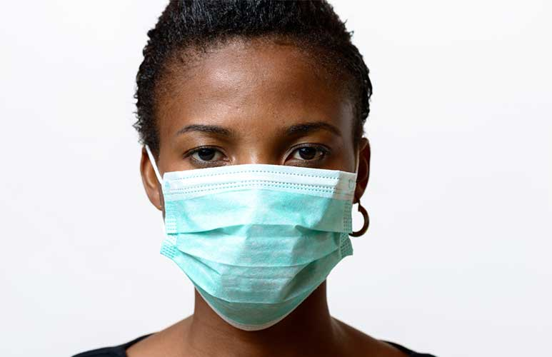 Can face masks keep you from getting sick?