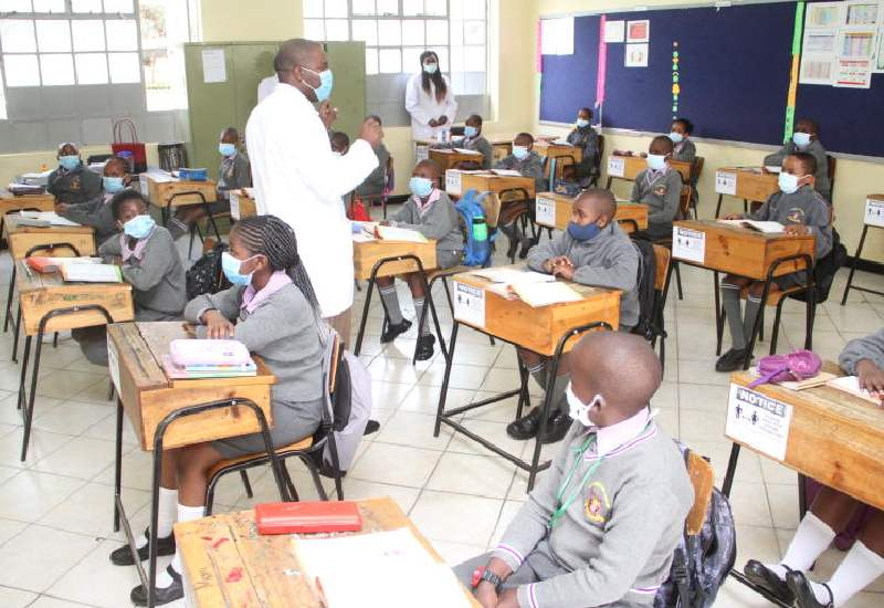 Class 8, Grade 4 to start exams on Monday, only a week after reporting back to school