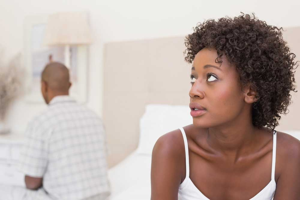Confessions: My husband leaves me unfulfilled and frustrated in the bedroom