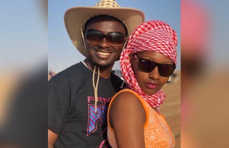 Coronavirus: Couple from honeymoon learn to love in quarantine
