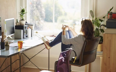 Dear mother, working from home does not always mean freedom