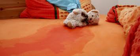 Does your child wet the bed? Follow these tips on how to deal with it