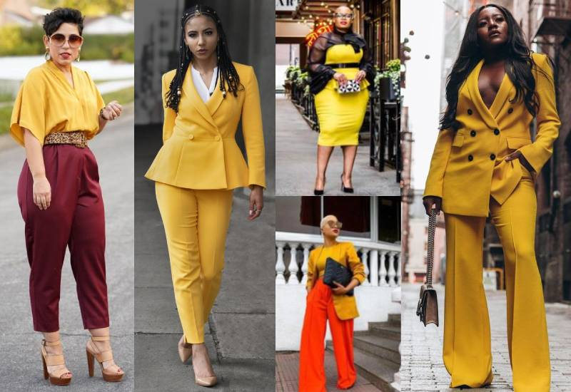 #FashionTips: 50 shades of yellow, which one are you?
