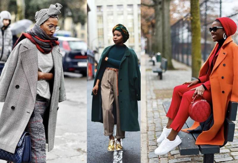 #FashionTips: The cold weather is here, are you ready?