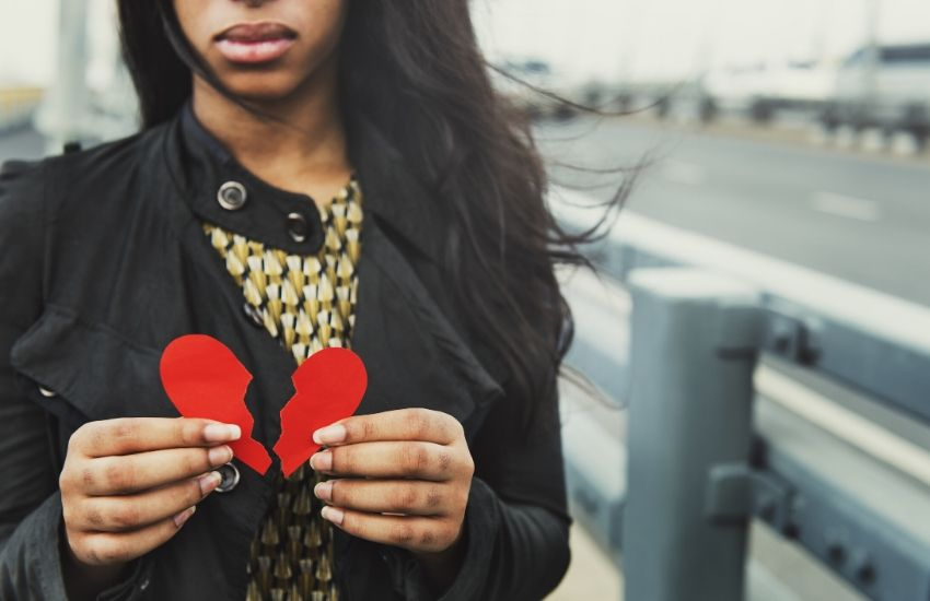Five things you should never do after a breakup