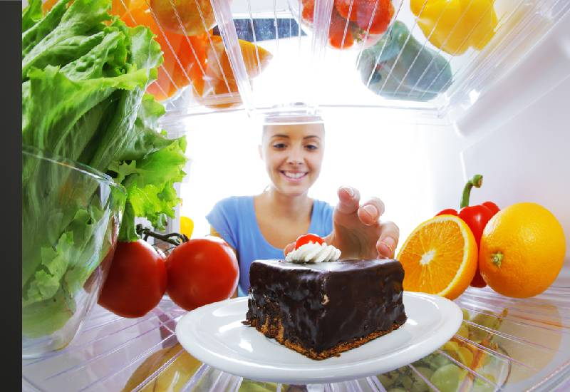 Five tips on how to take control of your diet