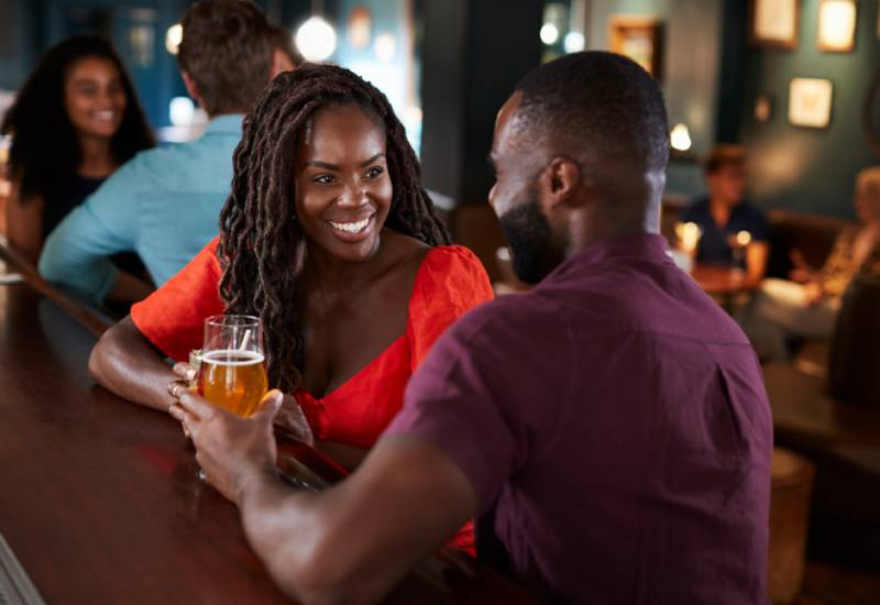 Five tips on how to get back to dating after being single for a long time