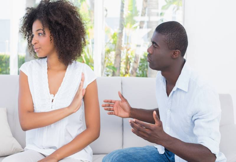 Five tips on how to get through a rough patch in your relationship