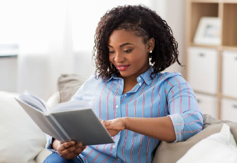 Five tips to help you read more books