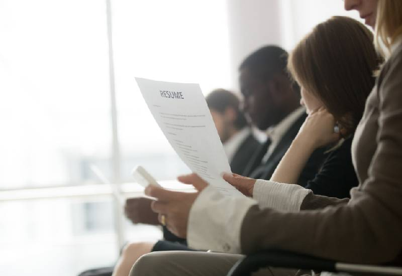 Five words that could ruin your chances in a job interview