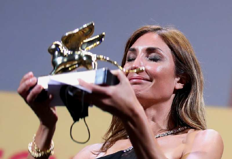 French film on illegal abortion wins top prize at Venice festival