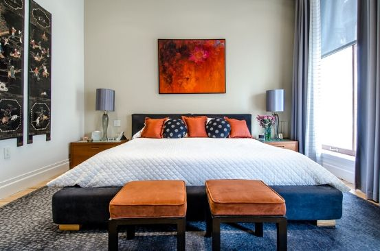 Give your bedroom a quick clean with these tips