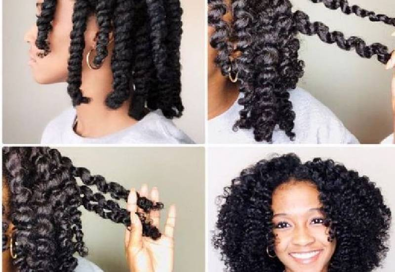 Hair trends: Everything you need to know about twist outs
