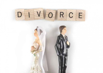 Ten reasons why half of divorcees had cold feet on their wedding day but still walked down the isle