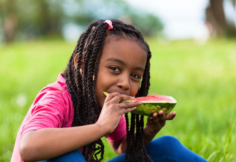 Healthy school snack ideas for children