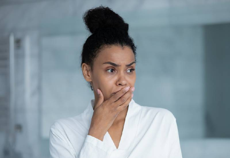 How do I become more trusting of my partners? Eve woman