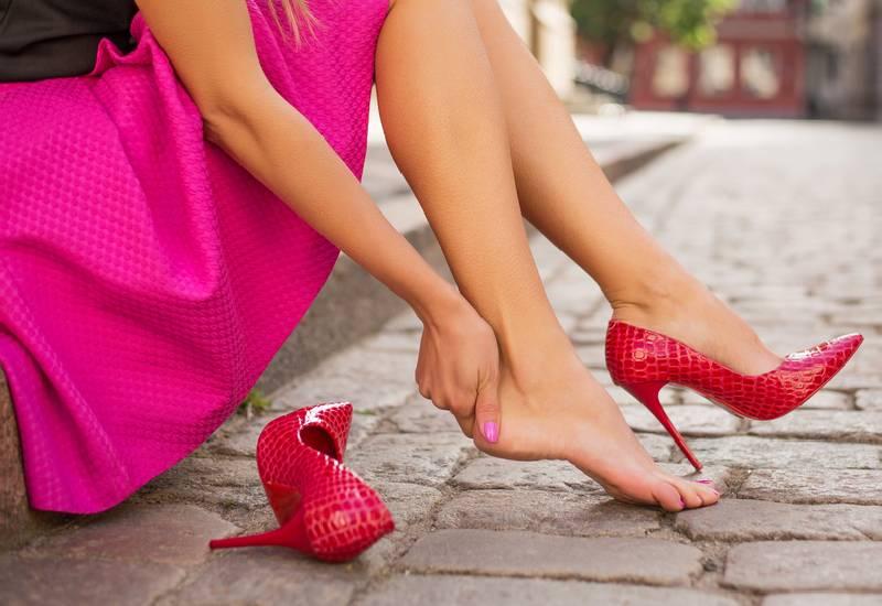 How long should you wear your heels?