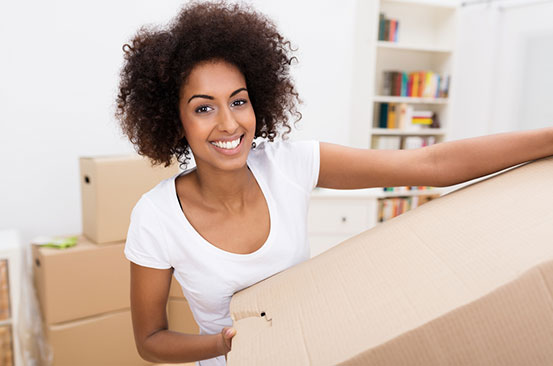 How to cope with moving back home