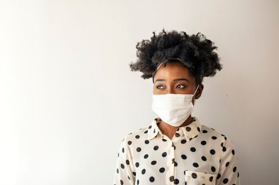 How to prevent acne caused by face masks