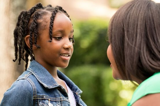 How to talk to your child about an absent parent