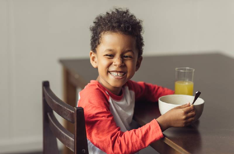 How your diet is affecting what your child eats