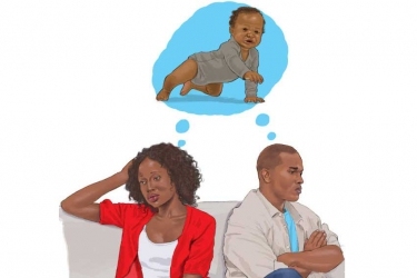 I do not have a womb and worse is I have never told my husband about it
