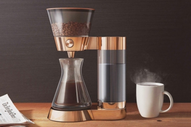 Intelligent coffee maker