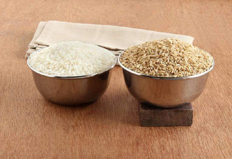 Is brown rice better than white rice?