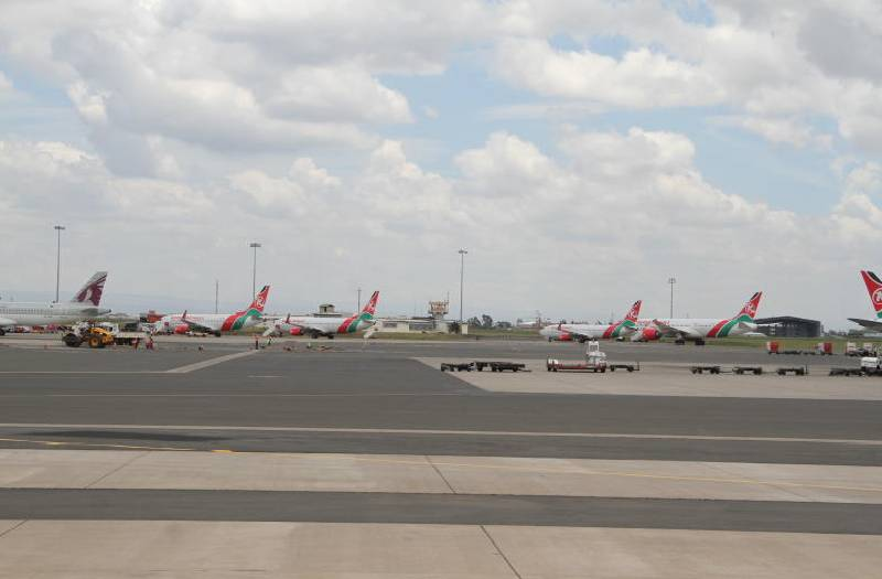 JKIA shrouded in silence: Gearing for life post-corona, anticipating resumption of travels