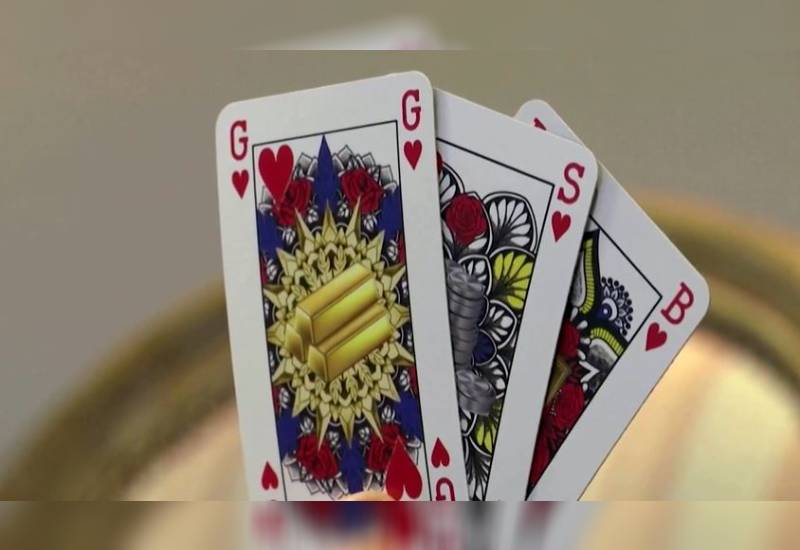 King toppled from throne by gender-neutral card deck