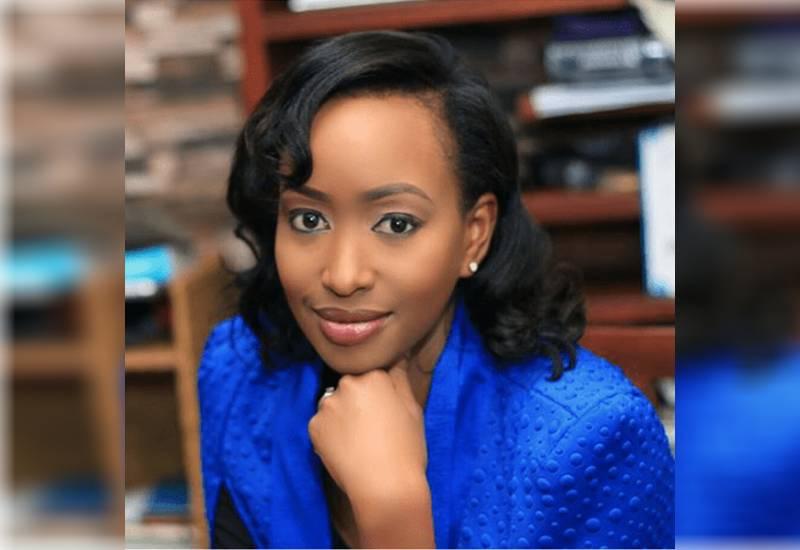 Media personality Janet Mbugua named international gender champion