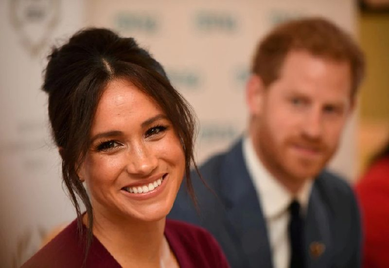 Meghan and Harry name baby daughter after Queen Elizabeth and Princess Diana