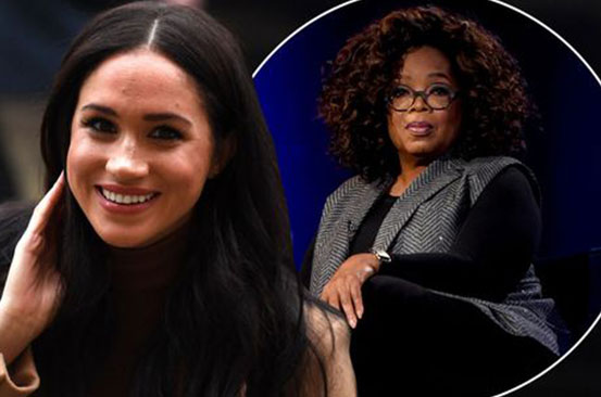 Meghan Markle agrees to 'tell all' Megxit and royal interview with Oprah Winfrey