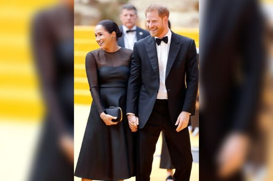 Meghan Markle and Prince Harry 'will be on every red carpet' after Covid-19