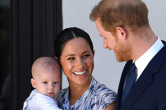 Meghan Markle baby Archie could still face one huge royal restriction when he's older