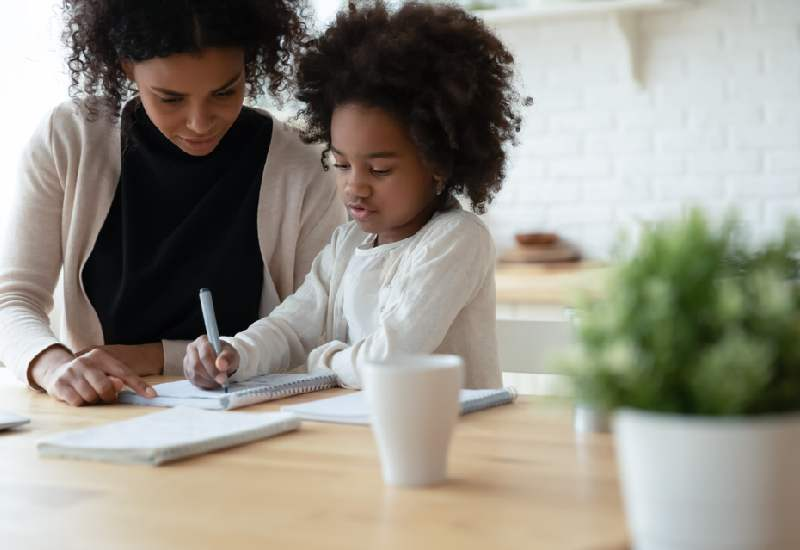 Mum stumped by daughter's maths homework begs fellow parents for help