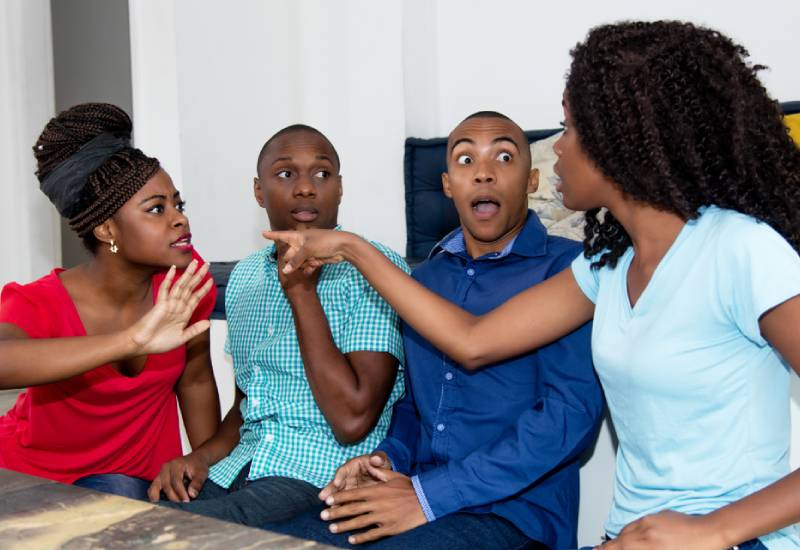 My best friend's husband is cheating on her, should I tell her?