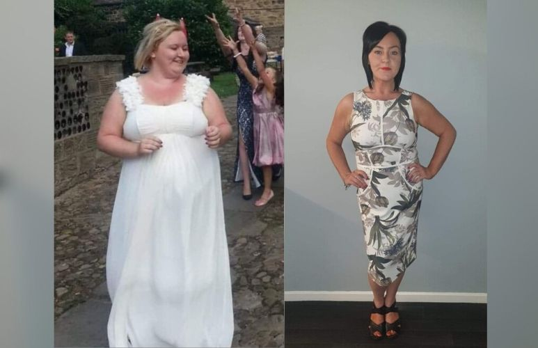 'My husband left me for another woman so I lost 44kg and got ultimate revenge body'