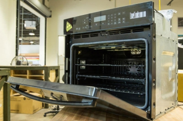 Oven that cooks for you
