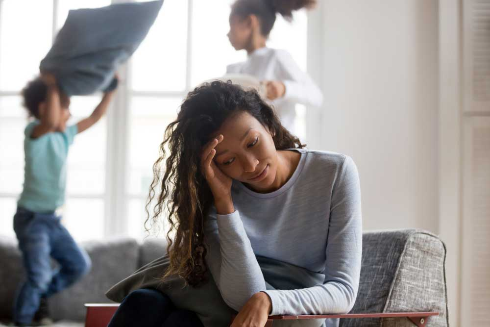 Parenting: Six tips on how to reduce burn out