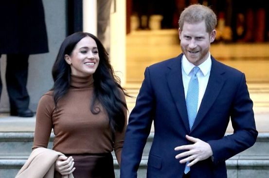 Prince Harry 'drops royal surname' in paperwork after settling in LA with Meghan