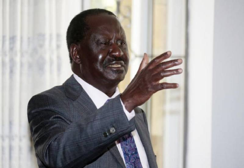 Raila calls for national discussion amid rising cases of spousal killings in Kenya