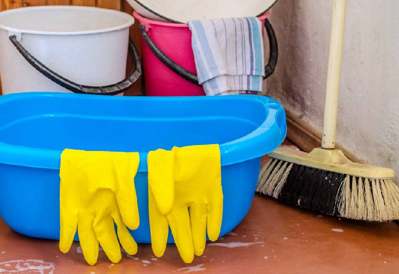 Seven domestic cleaning dilemmas you need to figure out